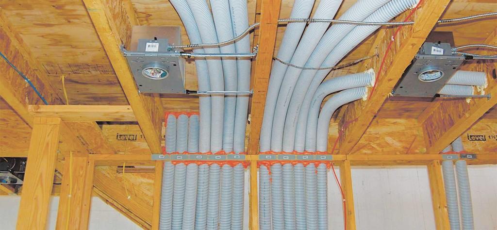 3 совета по электромонтажу в деревянном доме