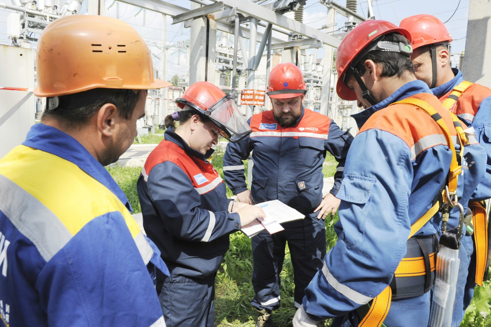 Группы доступа по электробезопасности